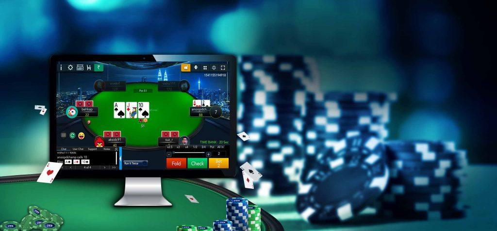 Playing Internet Casino Games