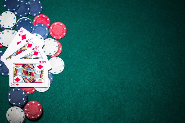 playing with online poker