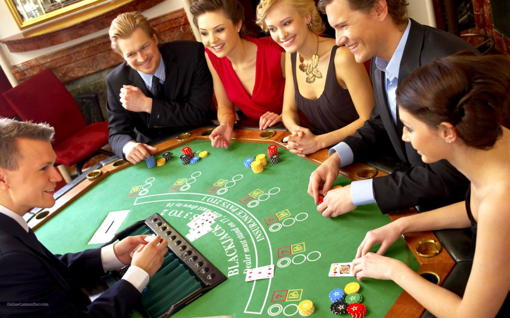 followed at casinos