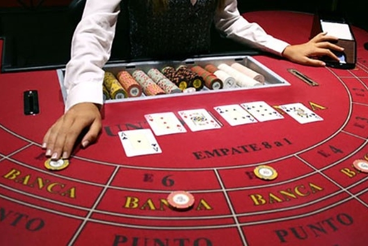 Play Online Baccarat Games